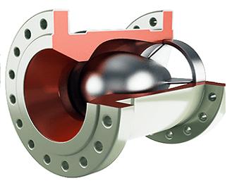 Axisemmetric valves